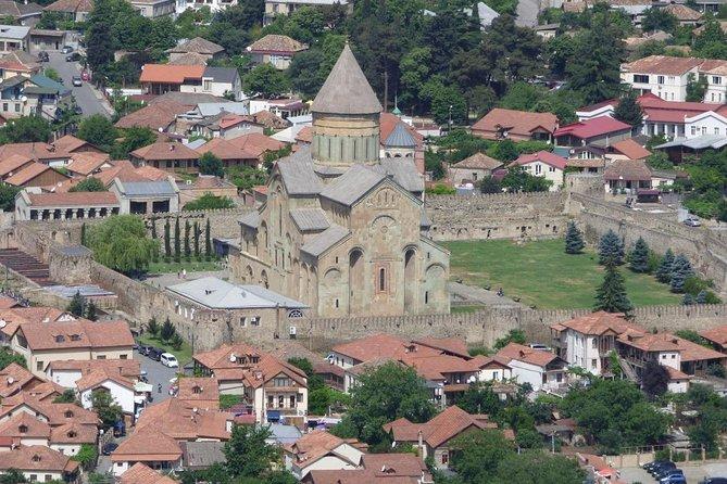 Excursion to the city of Mtskheta