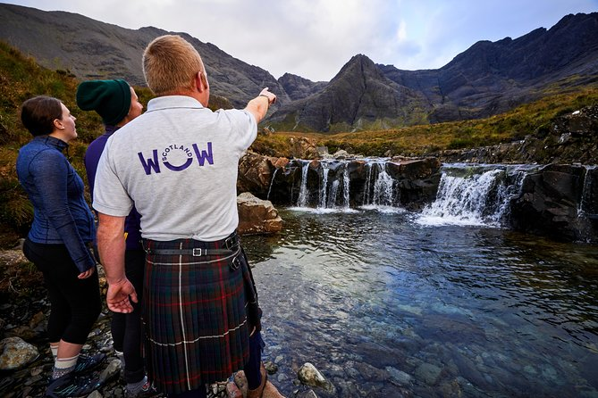 The Ultimate Isle of Skye Day Tour from Inverness