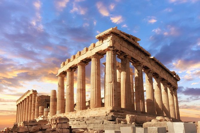 All History of Athens Full Day Private Tour