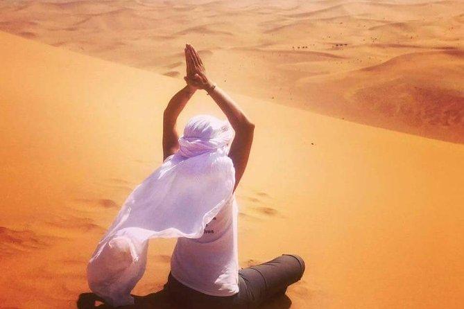 Mini Sahara Trek (60Km) in 5 Days Economic Full Board