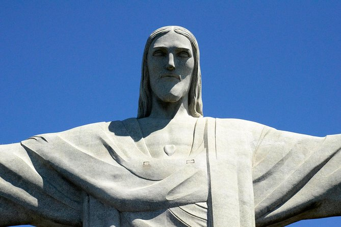 Christ the Redeemer by Van and Selarón Steps photo 1