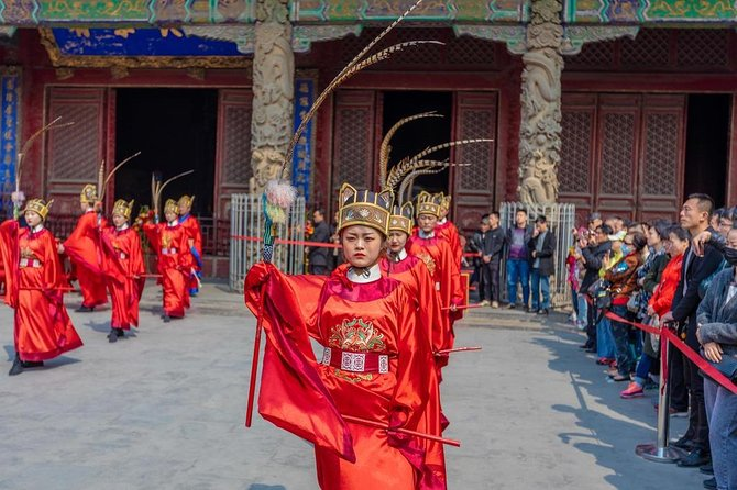 All-Inclusive Private Classic Day Tour in Qufu