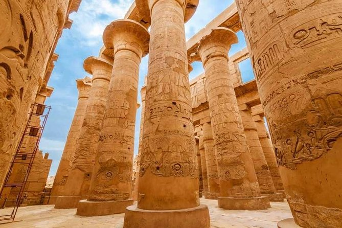 Day tour to luxor from cairo by plane