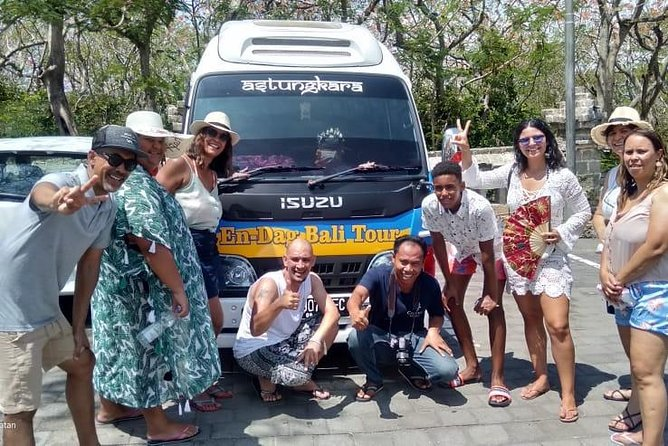 Bali Mini Bus & Car Charter with Driver - Free WiFi By En-Dag