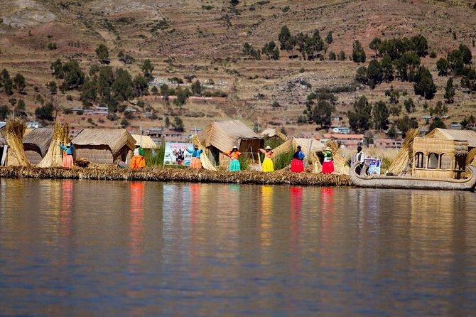 Lake Titicaca (Uros & Taquile islands) full day tour