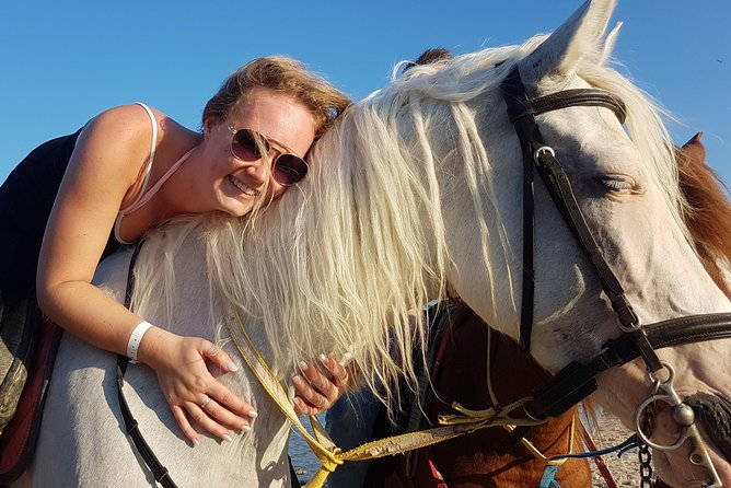 One hour Horse Riding At Amazing Desert - Hurghada photo 1