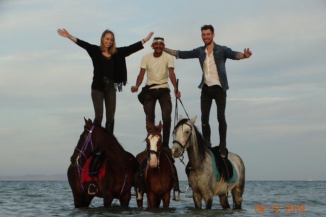 One hour Horse Riding At Amazing Desert - Hurghada photo 10