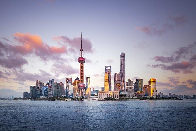 3 Days Shanghai Highlights Tour(5-star Hotel)