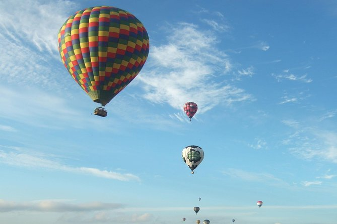 Hot Air Balloon Flight from Wiltshire