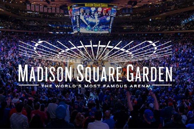 New York Knicks Basketball Tickets Im Madison Square Garden In New