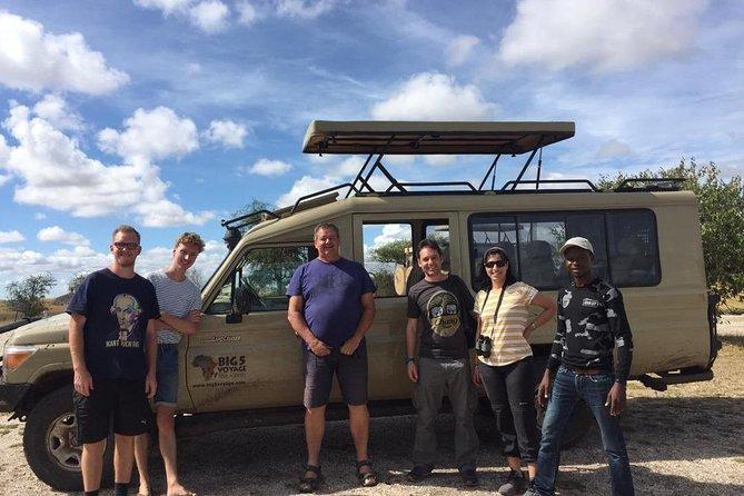 5 Days safari Best In Northern circuits