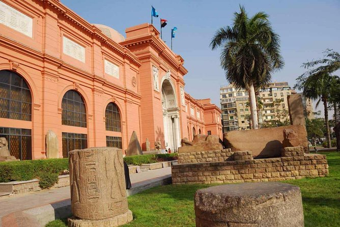 Day trip to egyptian museum old cairo & bazzar photo 2