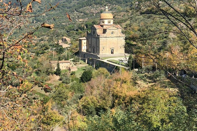Montepulciano Wine & Pienza Flavors Private Day Tour from Tuscany