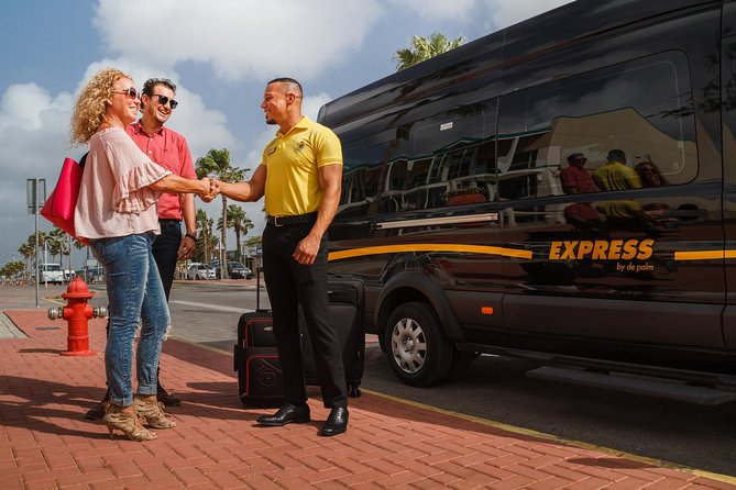 Round-Trip Aruba Airport Express Transfer