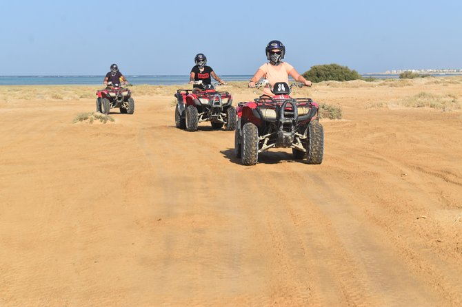 Private 3 Hours Safari Afternoon By ATV Quad - Marsa Alam