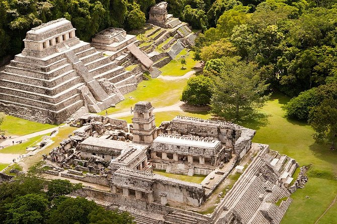 Misol-Ha, Agua Azul and Palenque, The Best of Chiapas