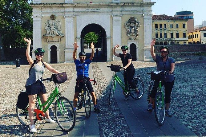 Padova Bike tour