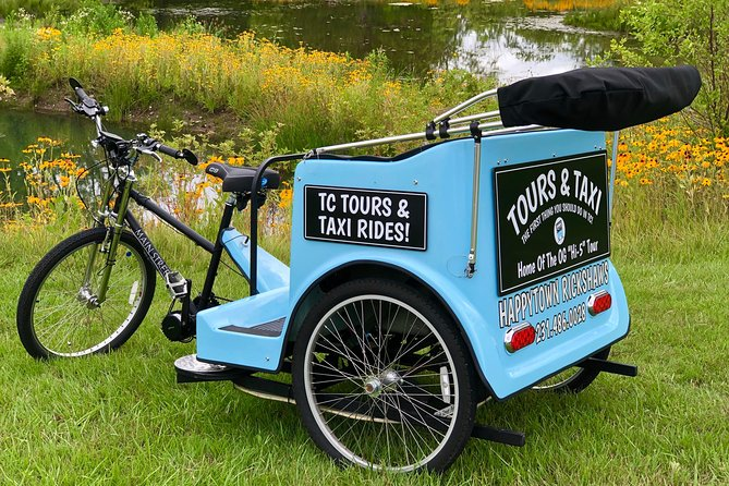 Hi-5 Rickshaw Tour Traverse City - First Thing You MUST Do in TC!