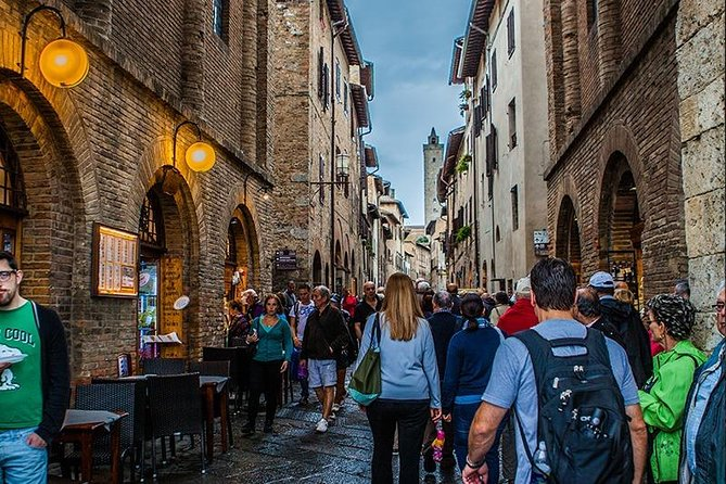 Siena & San Gimignano Private Day Tour - from Tuscany