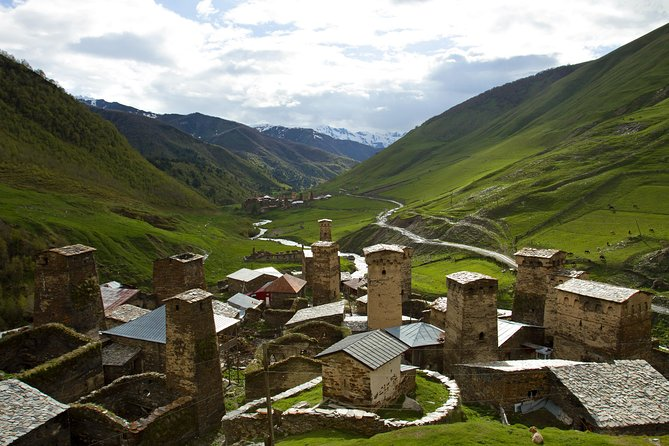 Svaneti - Mestia, Ushguli - 3 nights of wonder