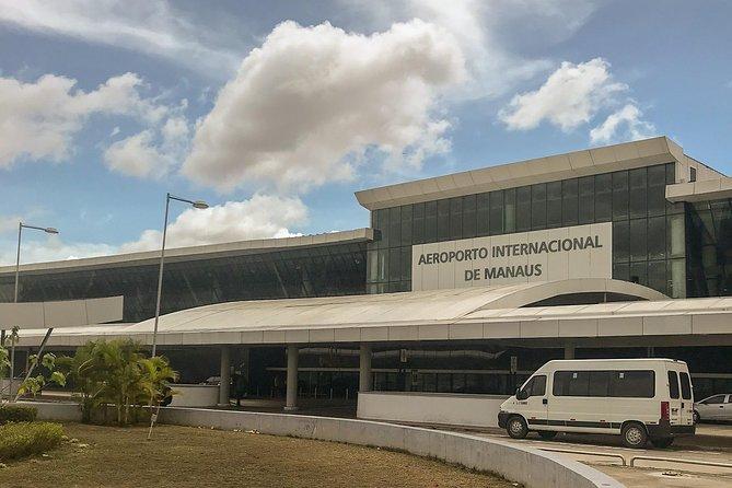 Serviço de Traslado Aeroporto / Hotel em Manaus -AM