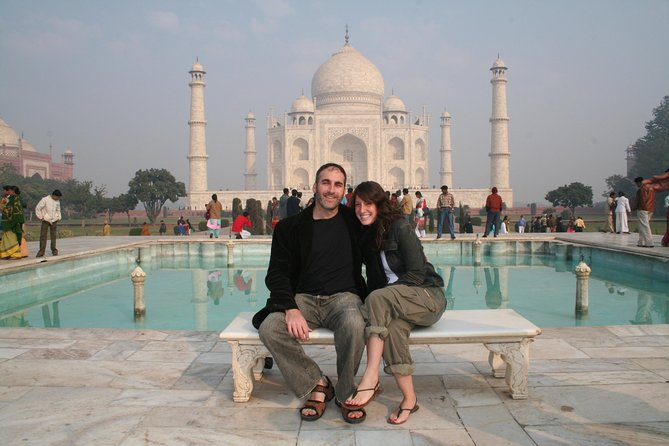 Land Only: Golden Triangle Tour 5 Days