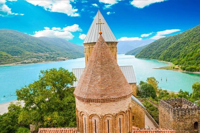 Jvari Monastery , Mtskheta City , Kazbegi Full Day Trip In 1 Day!!!