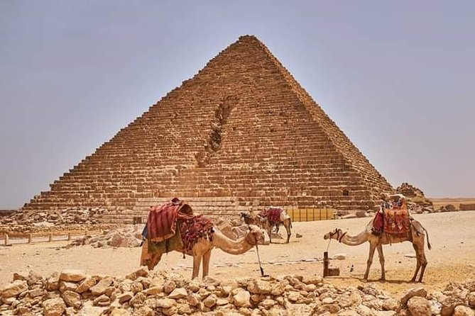 Private Full Day Tour in Giza Pyramids, Sphinx ,Memfis and Saqqara