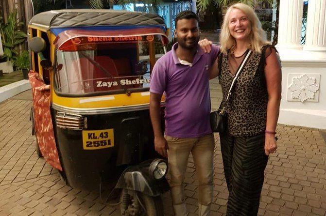 Half-Day Private Tuk Tuk Tour in Fort Kochi