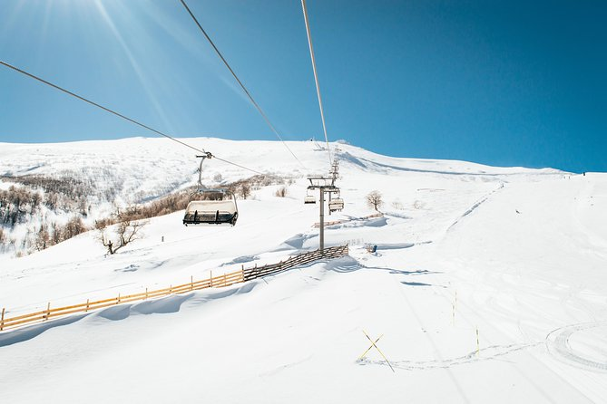 Transfers from Tbilisi to skiing resort Bakuriani