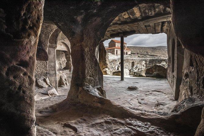 Ancient sites, Mtskheta and Uplistsikhe