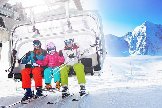 Transfer from Tbilisi to skiing resort Gudauri