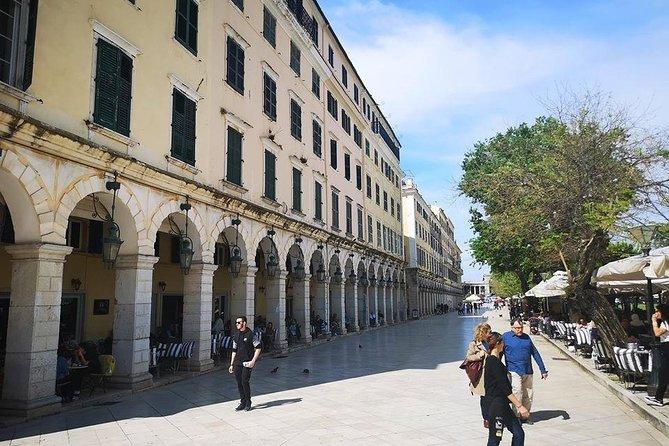 Corfu Town Shopping Trip