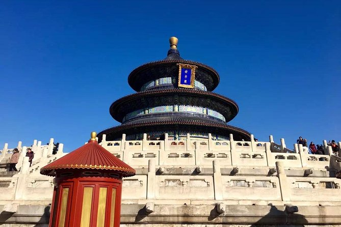 Beijing Private Tour with Temple of Heaven, Peking Duck Dinner