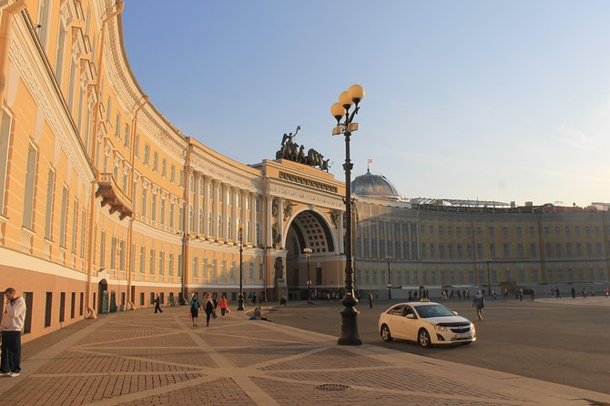 Staple 2-Day Shore Excursion in St Petersburg (Private)