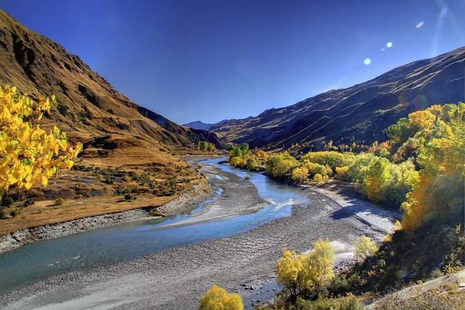 Skippers Canyon 4WD Tour desde Queenstown