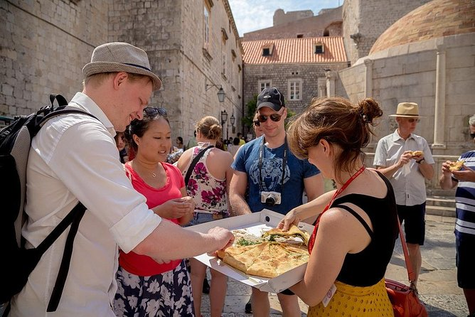 Dubrovnik Food and Drink Walking Tour with a Local Guide