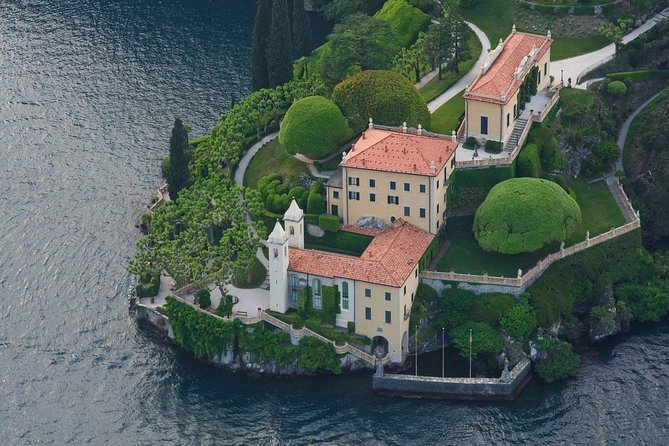 Lake Como and its villas tour