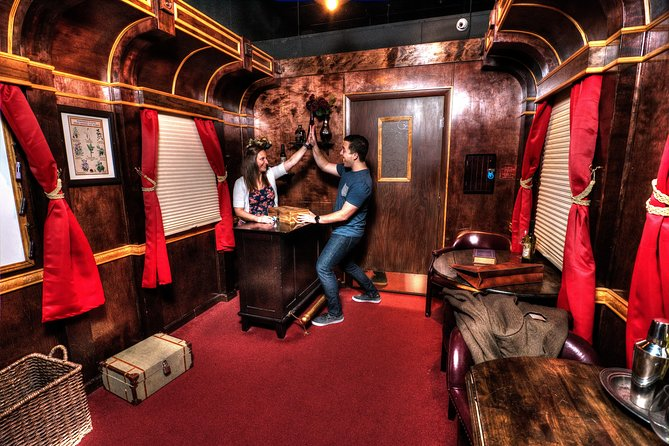 Escapology: Budapest Express Escape Room in Las Vegas photo 1