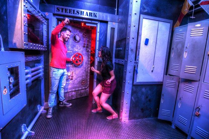 Escapology: Under Pressure Escape Room