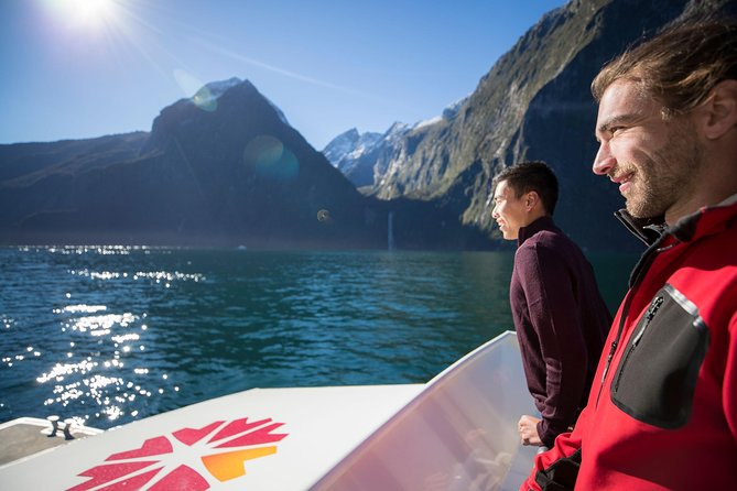 Milford Sound Nature Cruise photo 12
