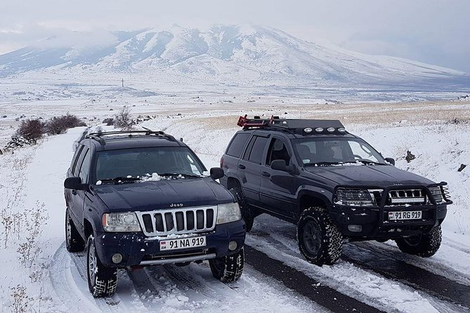 4x4 Jeep Tour in Armenia photo 2