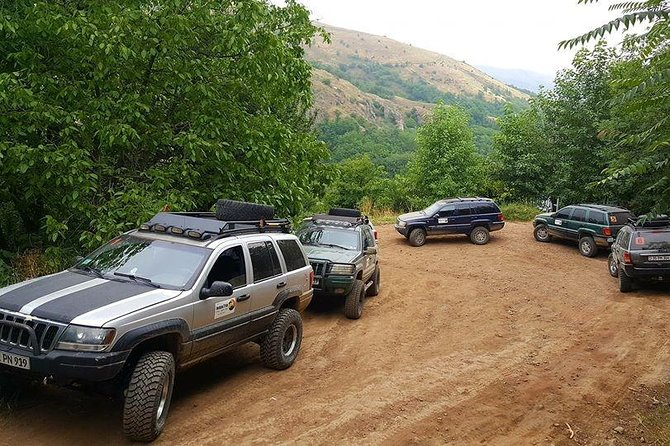 4x4 Jeep Tour in Armenia