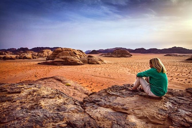 Jordan Horizons Tours : Jordan Short Break Tour for 02 days - 01 Night