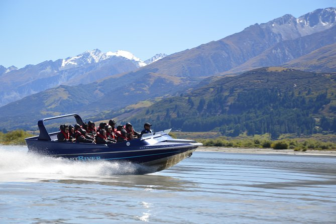 Queenstown Wilderness and Jet Boat Tour photo 7