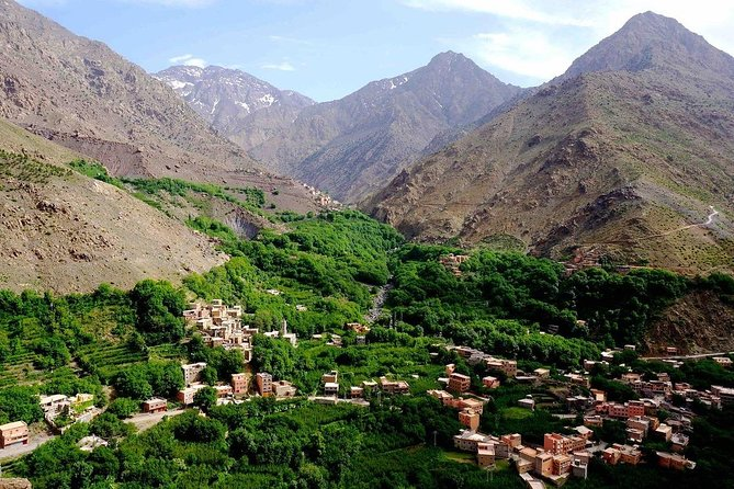 Atlas Mountains Day Trip From Marrakech 3 Valleys & Berber Villages & Camel Ride photo 4