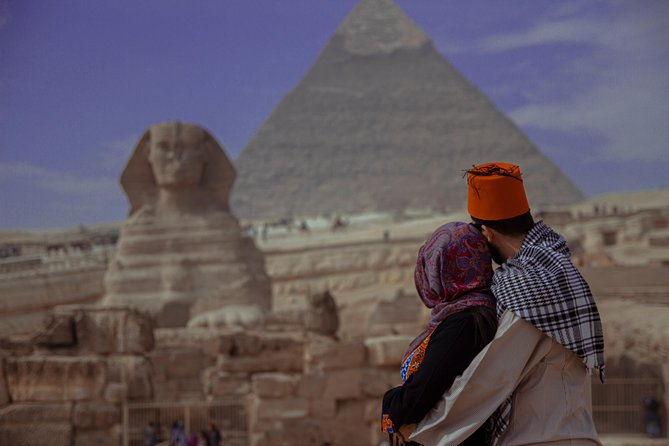 Private 8-Hour Tour: Giza Pyramids, Memphis, Saqqara, and Dahshur Pyramids photo 12