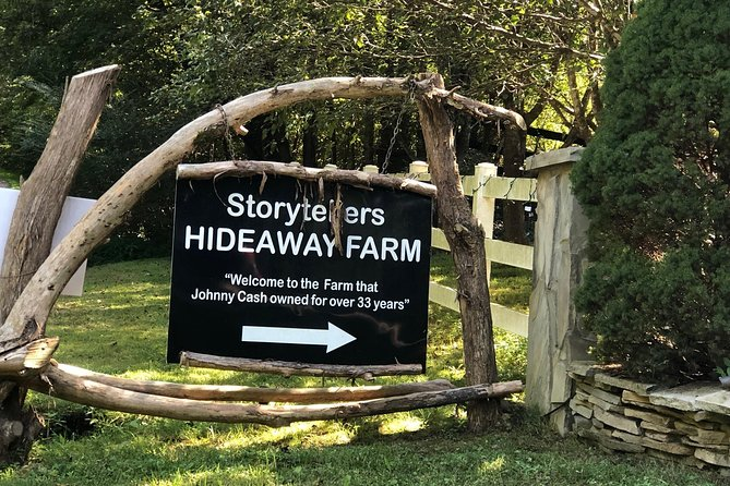 Guided SXS Adventure to Johnny Cash's Hideaway Farm photo 17