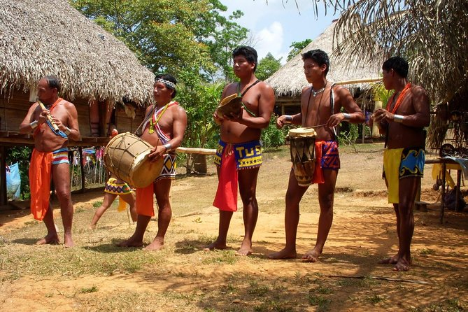 Embera Indigenous Village Tour