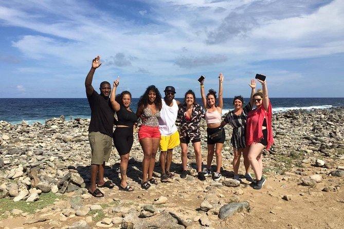 Aruba 9 Wonders UTV Tour with actually stops